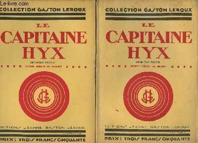 Le Capitaine Hyx. En 2 TOMES
