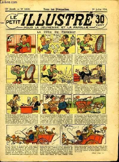 Le Petit Illustré n°1551, 31ème année : La cure de Friserat.
