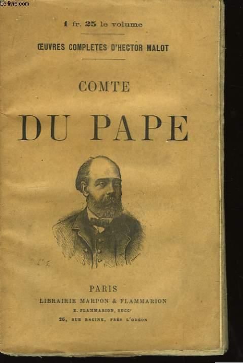 Comte du Pape