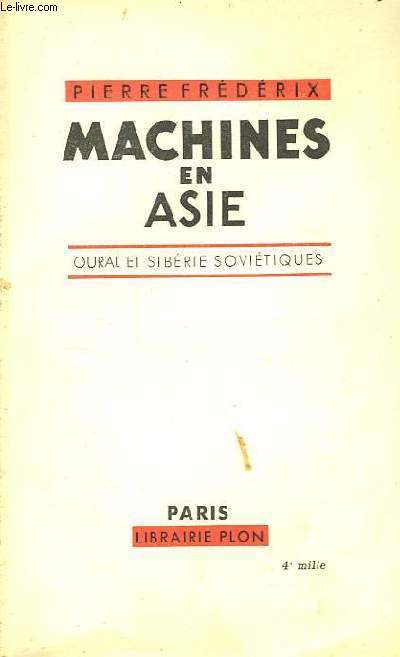 Machines en Asie