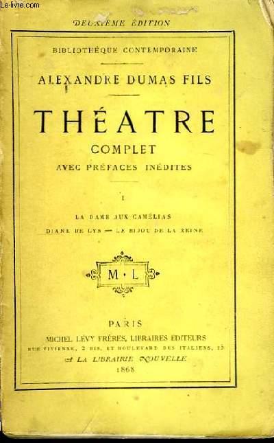 Théâtre Complet. VI tomes sur VII (Manque le Tome 7)