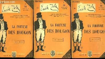 La Fortune des Rougon. En 5 TOMES