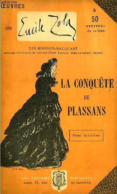 La conquête de Plassans. TOME II