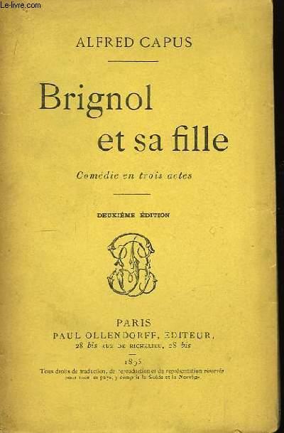 Brignol et sa fille