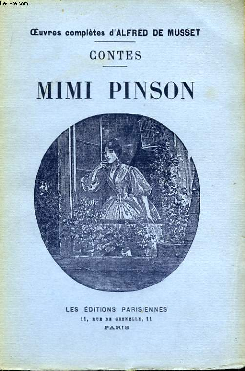 Contes. Mimi Pinson