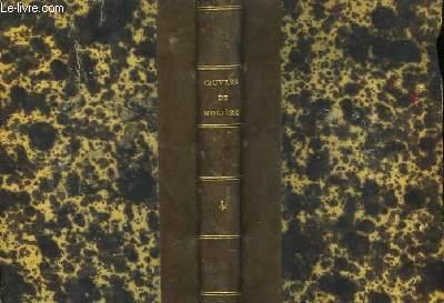 Théâtre de Molière. TOME 4, 2 parties en un volume
