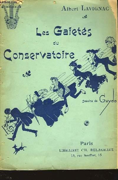 Les Gaietés du Conservatoire.
