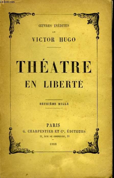 Théâtre en Liberté.