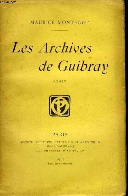 Les Archives de Guibray