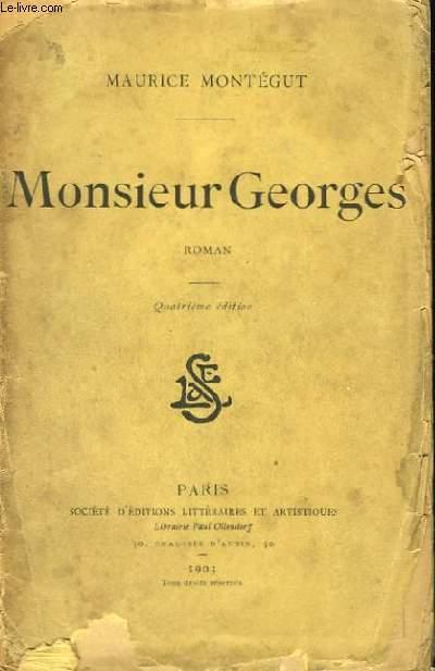 Monsieur Georges.