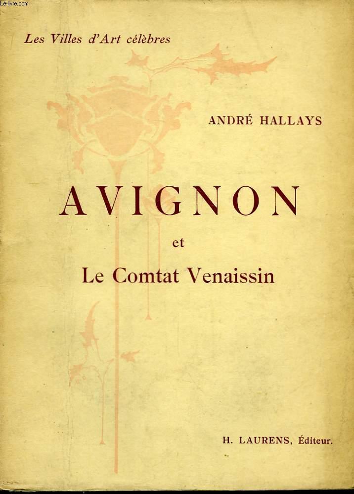 Avignon et le Comtat Venaissin
