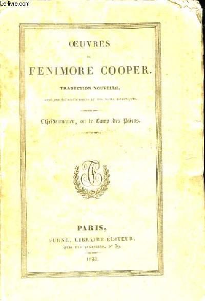 Oeuvres de Fenimore Cooper. TOME XII : L'Heidenmauer, ou le camp des Païens