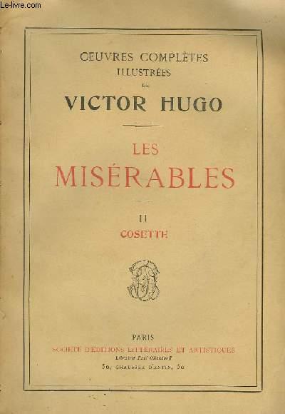 Les Misérables. TOME II : Cosette