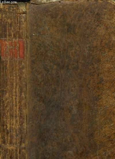 Histoire de la Sainte Bible, contenant le vieux et le nouveau Testament.