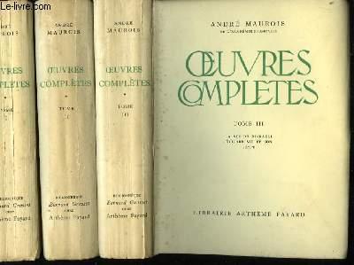 Oeuvres Complètes en 16 volumes.