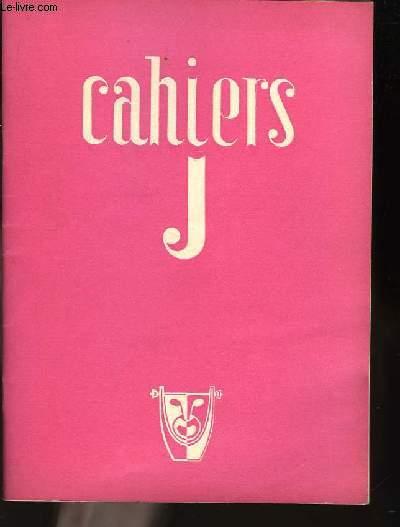 Cahiers JA. N°2, 11ème année.