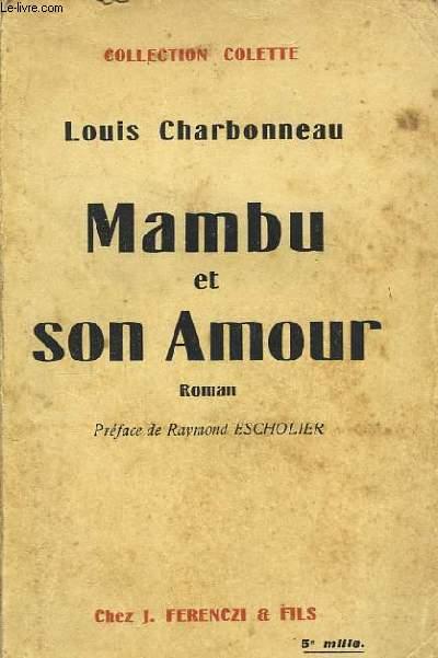 Mambu et son Amour.