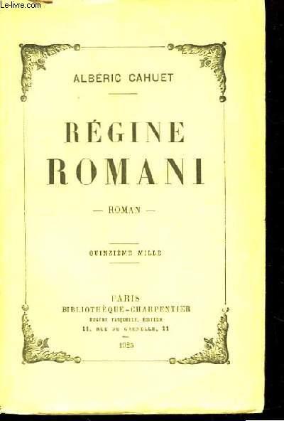 Régine Romani