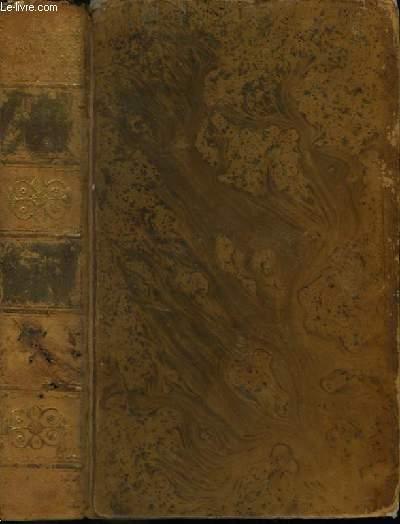 Oeuvres Complètes de Jacques Delille. TOME III : Paradis Perdu.