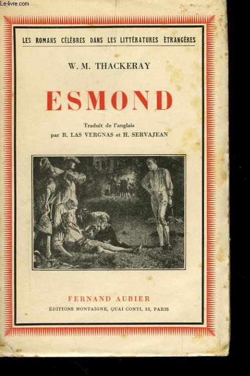 Esmond.