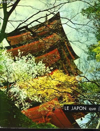 Le Japon que j'aime ...