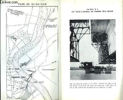 Troisi�me pont sur la Garonne.