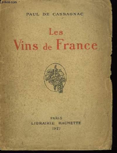 Les Vins de France.