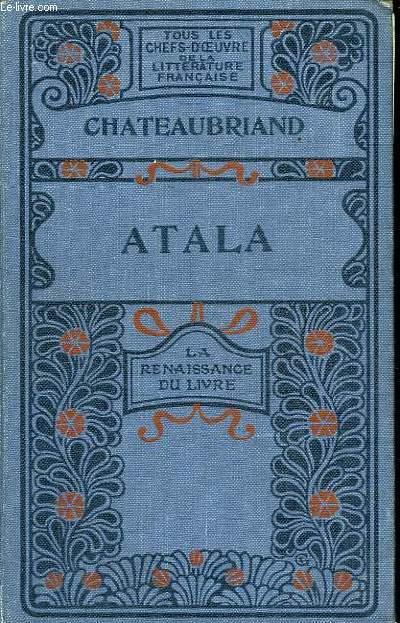 Atala René. Extraits des Mémoires.
