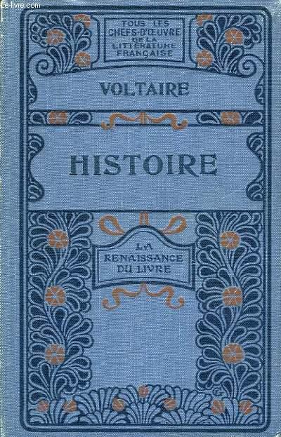 Histoire. Extraits.