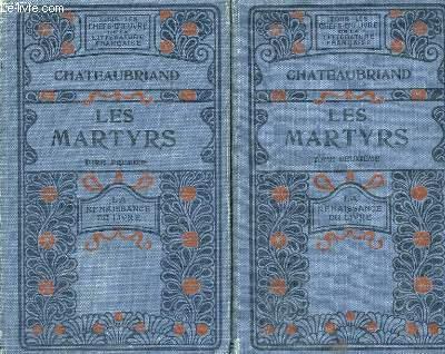 Les Martyrs. En 2 TOMES