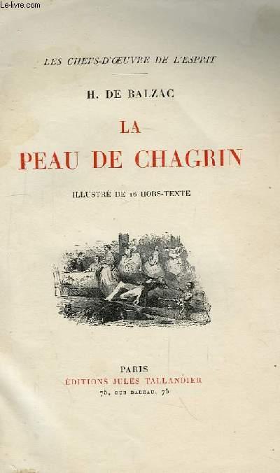 La Peau de Chagrin.