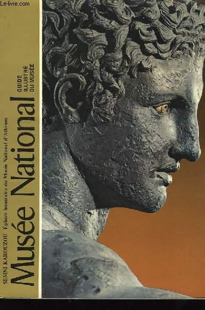 Musée National. Guide illustré du Musée.
