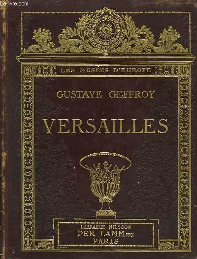 Les Musées d'Europe. Versailles.