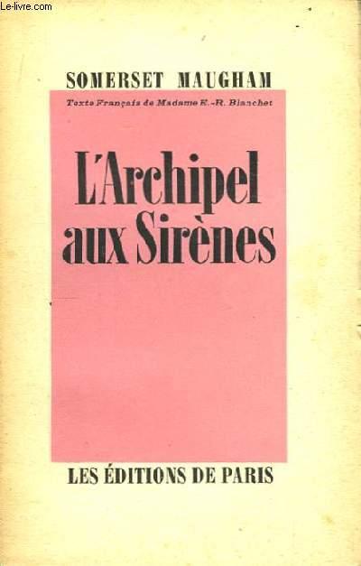 L'Archipel aux Sirènes.