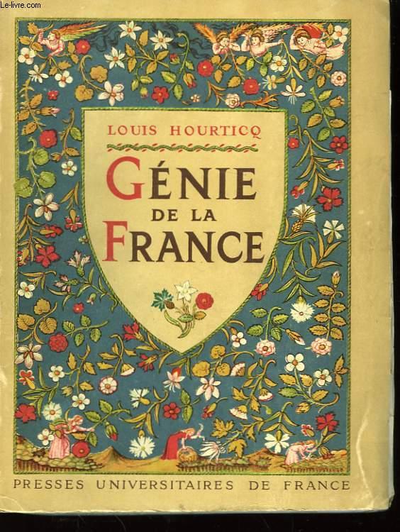 Génie de la France.