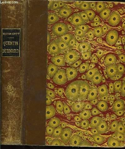 Oeuvres de Walter Scott. Quentin Durward.