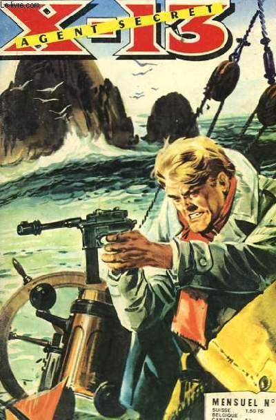 X-13 agent secret. N°312 : Objectif Churchill