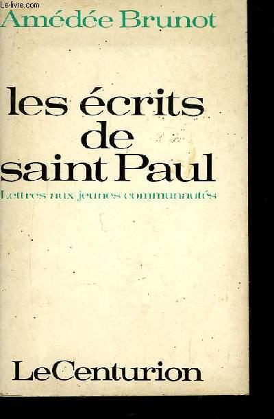 Les écrits de Saint-Paul.
