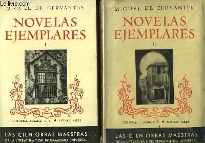 Novelas Ejemplares. En 2 TOMES