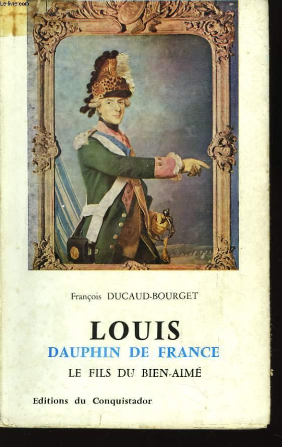 Louis, Dauphin de France, le fils du Bien-Aimé.