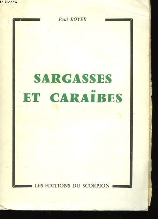 Sargasses et Caraïbes.