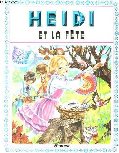 Heidi et la fête.