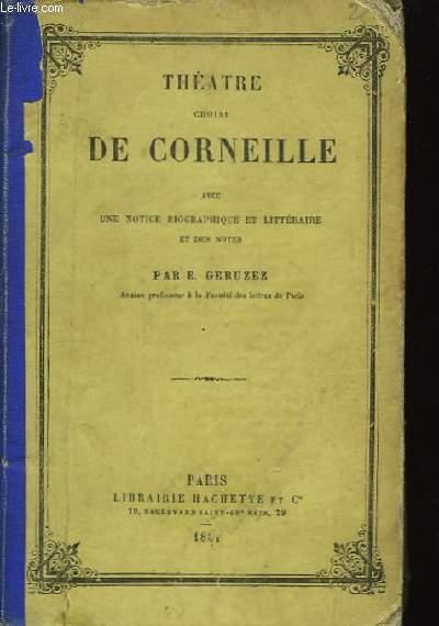 Théâtre de Corneille.