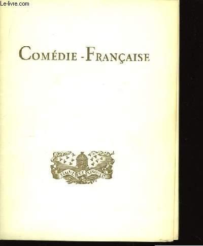 Comédie-Française.