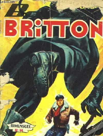 Britton n°94 : Les serpents du ciel.