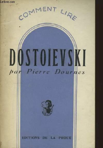 Dostoïesvski