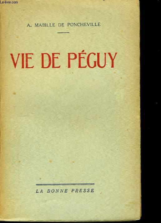 Vie de Péguy