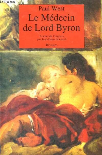 Le Médecin de Lord Byron.