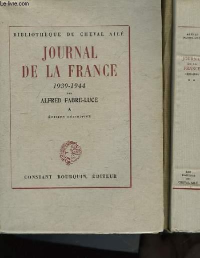 Journal de la France. En 2 TOMES