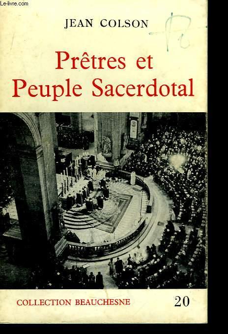 Prêtres et peuple sacerdotal